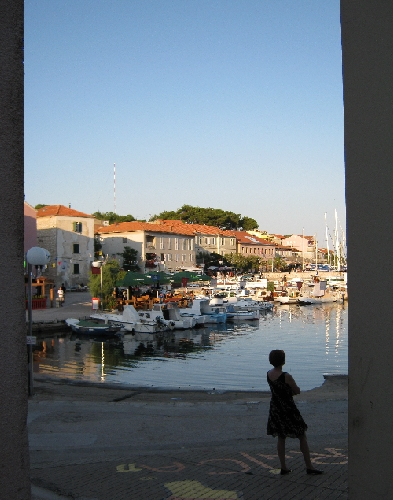 Sali Harbour in the evening © Ricky Yates
