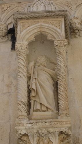 St. James as Pilgrim © Ricky Yates