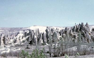 Cappadocia Landscape 1975 © Ricky Yates