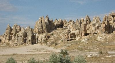 Cappadocia Landscape 2009 © Ricky Yates