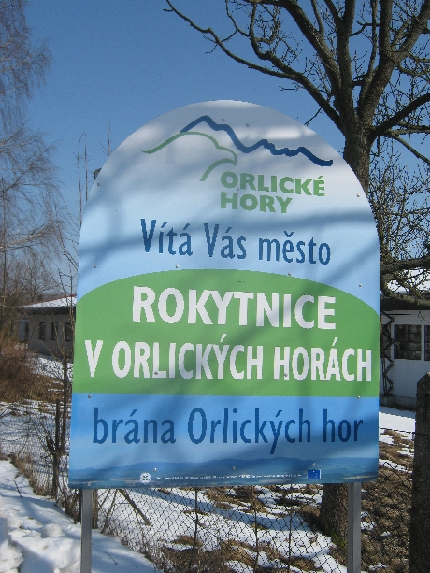 Rokytnice v Orlických horách - 'Gateway to the Eagle Mountains' © Ricky Yates