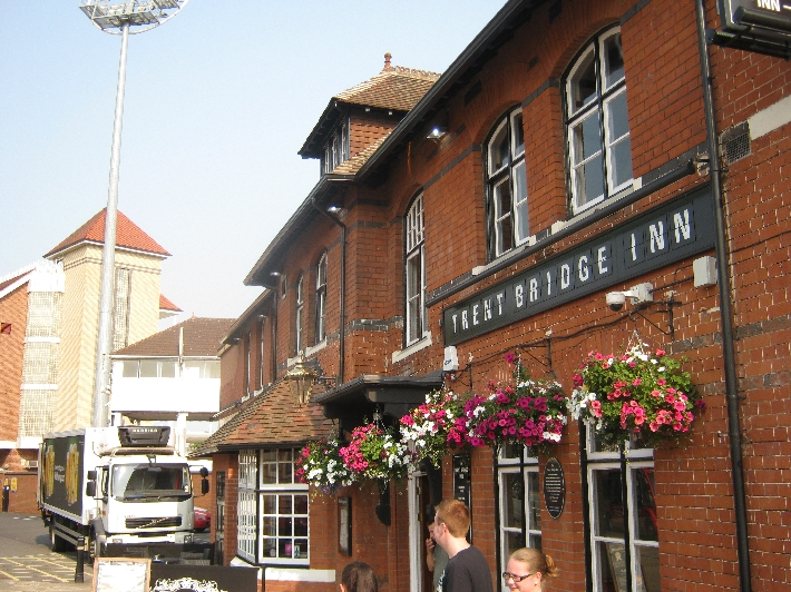 The Trent Bridge Inn © Ricky Yates