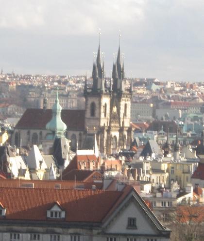 Prague safe