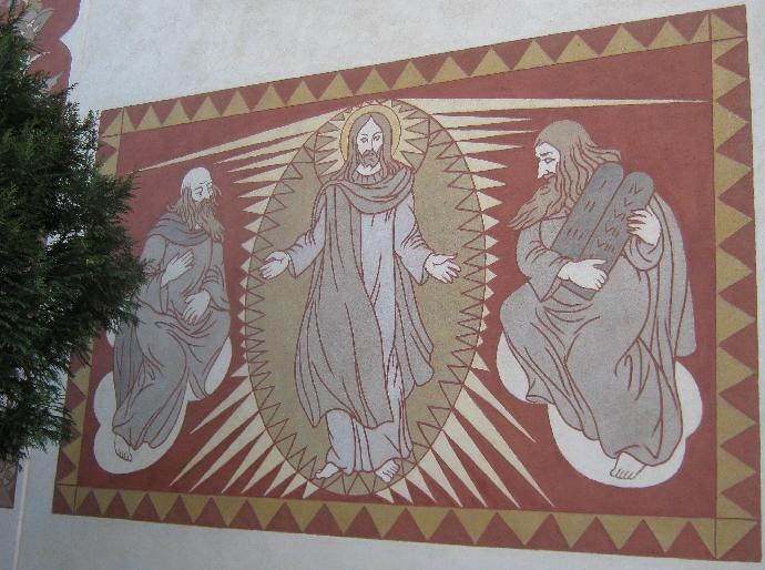 The Transfiguration © Ricky Yates
