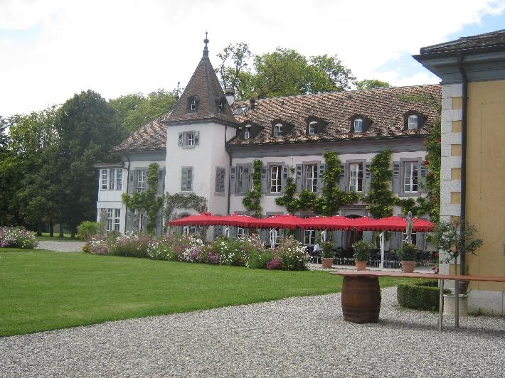 Château de Bossey © Ricky Yates