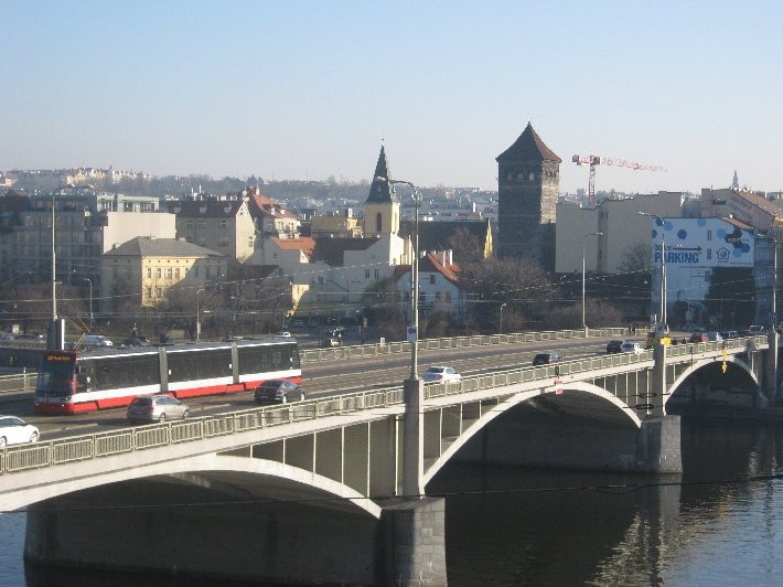 Štefánikuv most © Ricky Yates