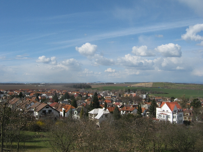 The view from Dáblický háj © Ricky Yates
