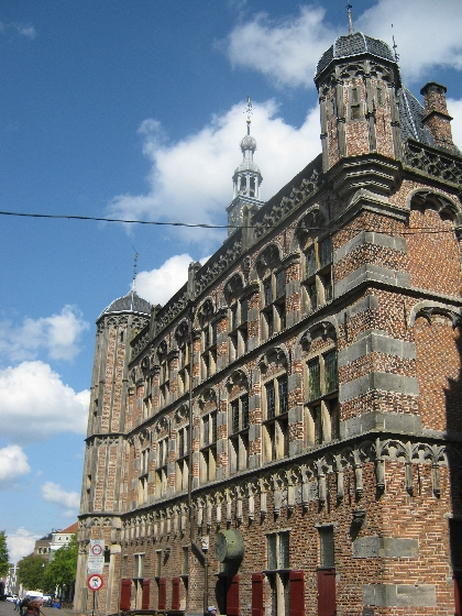 Historic building in the centre of Deventer © Ricky Yates