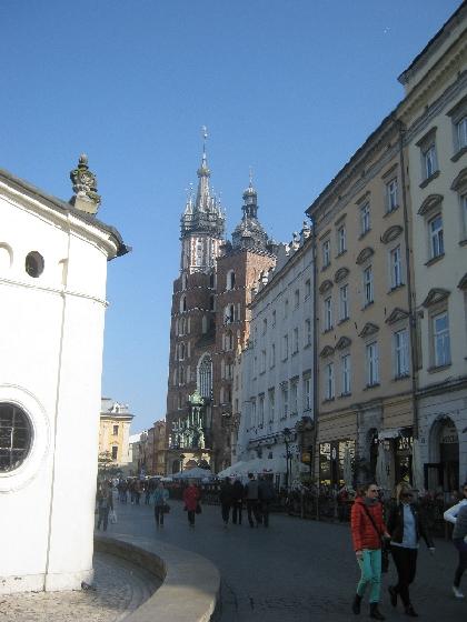 Kraków, Poland © Ricky Yates