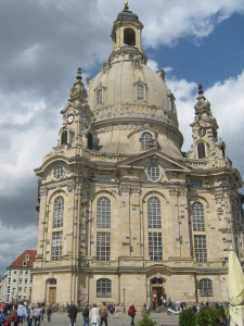 Frauenkirche, Dresden © Ricky Yates