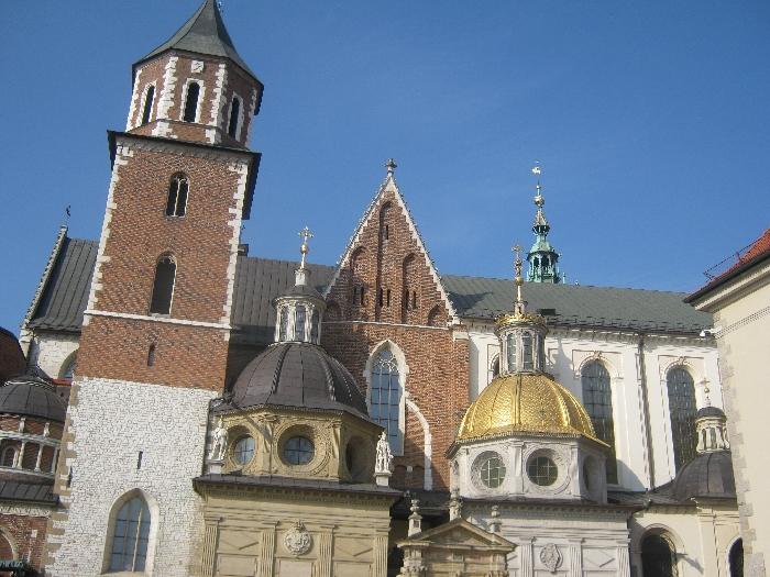 Kraków Cathedral © Ricky Yates