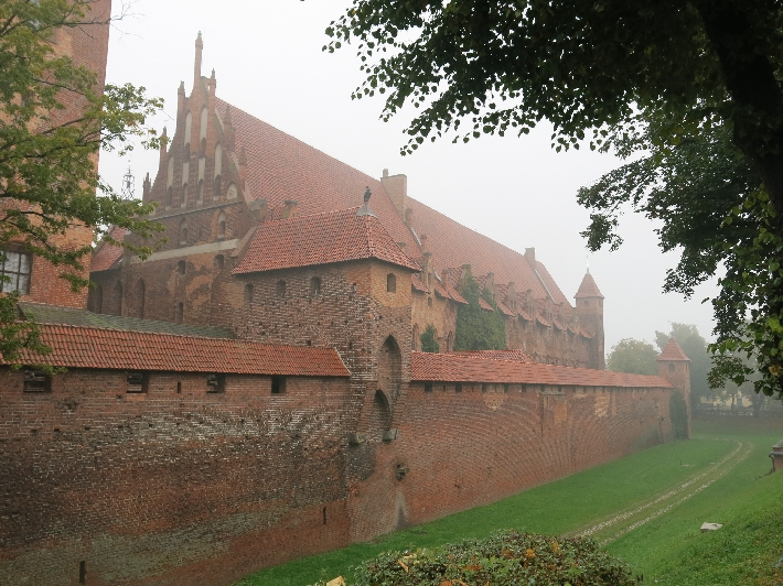 Malbork Castle © Sybille Yates