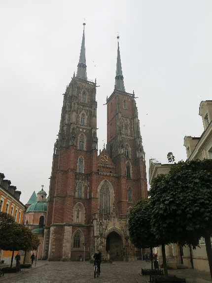 Wroclaw Cathedral © Sybille Yates
