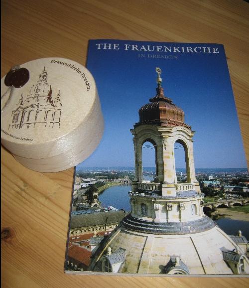 My Frauenkirche gifts © Ricky Yates