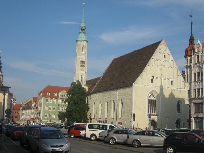 Obermarkt, Görlitz © Ricky Yates
