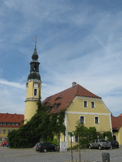 Weissenberg Rathaus © Ricky Yates