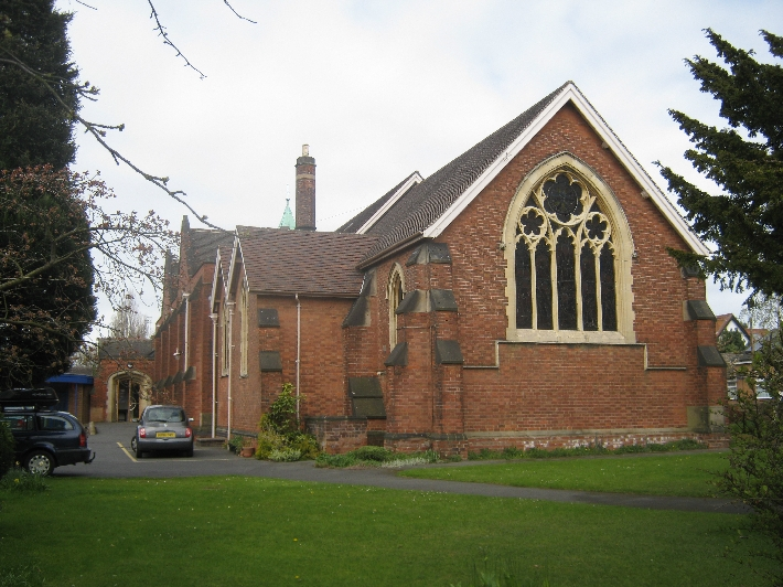 The Parish Church of St. Jude, Mapperley, Nottingham © Ricky Yates