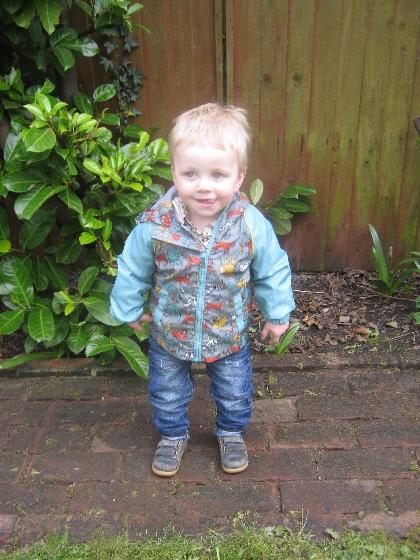 My grandson Finley © Ricky Yates