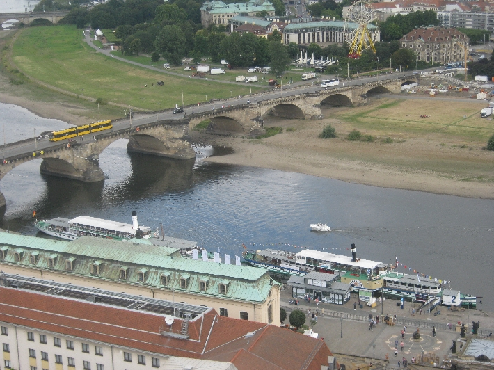 Augustusbrücke © Ricky Yates