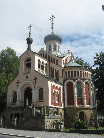 Kostel Svatého Vladimíra © Ricky Yates