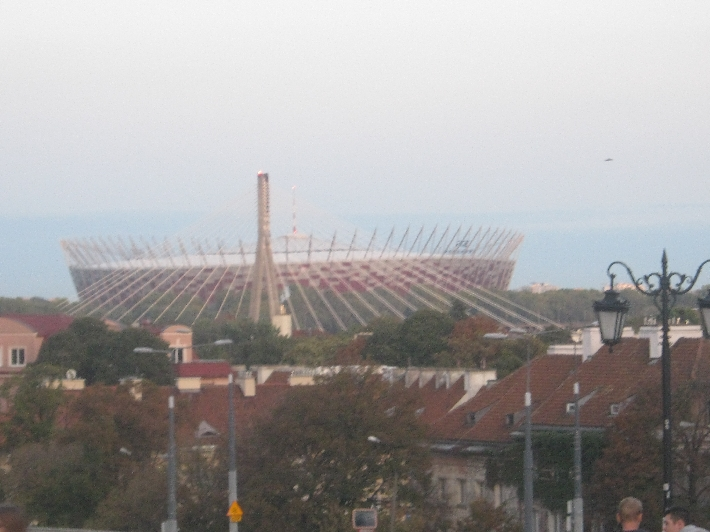National Football Stadium, Warsaw © Ricky Yates